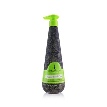 Macadamia Natural Oil Nourishing Leave-In Cream  300ml/10oz