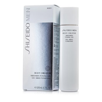 Shiseido Men Body Creator Abdomen Toning Gel  200ml/6.7oz