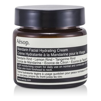 Aesop Mandarin Facial Hydrating Cream  60ml/2.01oz