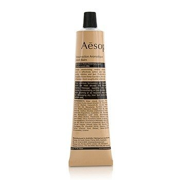 Aesop Balsamo p/ as mãos Resurrection  ( Tube )  75ml/2.58oz