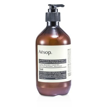 Aesop Rose Hair & Scalp Moisturising Masque (For All Hair Types)  500ml/17.64oz