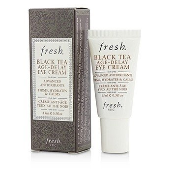 Fresh Black Tea Age Delay Eye Cream  15ml/0.5oz