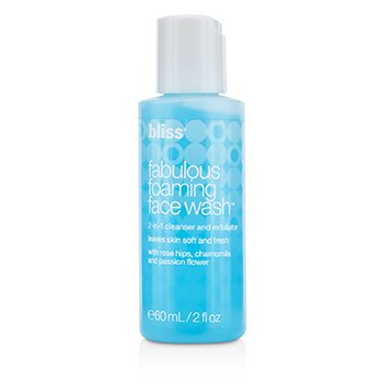 Bliss Fabulous Gel Espumoso rostro  60ml/2oz