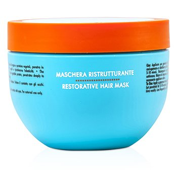 Moroccanoil Restorative Hair Mask (For Weakened and Damaged Hair)  250ml/8.45oz