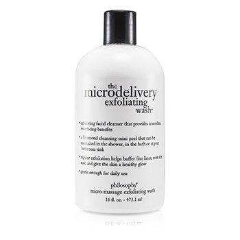 Philosophy Microdelivery Micro-Massage Jabón Exfoliante  473.1ml/16oz