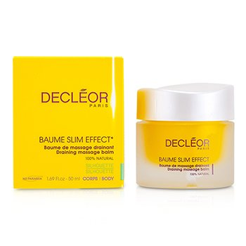 Decleor Bálsamo Slim Effect Draining Massage Bálsamo  50ml/1.69oz