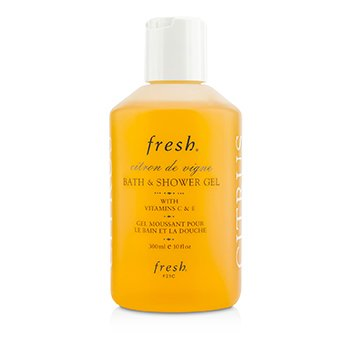 Fresh Citron De Vigne Gel de Baño y Ducha  300ml/10oz