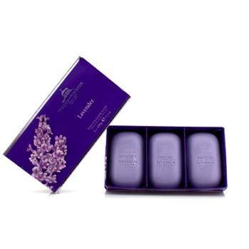 Woods Of Windsor Sabonete Lavender Fine English  3x100g/3.5oz