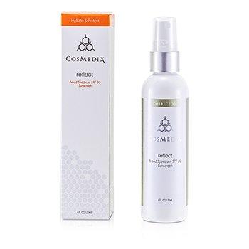 CosMedix Reflect SPF 30 Natural Pantalla Solar  120ml/4oz