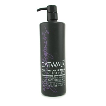 Tigi Catwalk Your Highness Acondicionador Nutriente  750ml/25.36oz