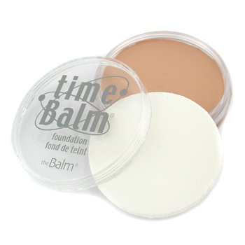 TheBalm TimeBalm Foundation - # Light/ Medium  21.3g/0.75oz