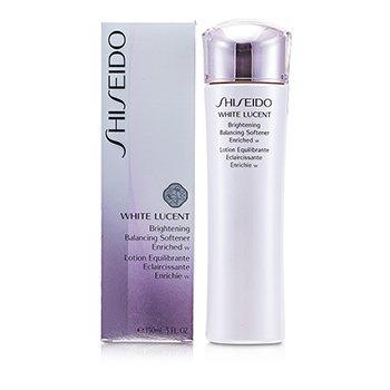 Shiseido White Lucent Brightening Suavizante Balance Enriquecido Blanqueador W  150ml/5oz