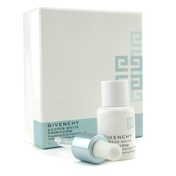 Givenchy Doctor White 3 Acids In A Drop Intensive Whitening Program  20ml/0.6oz