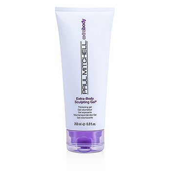 Paul Mitchell Gel Esculpidor Extra Cuerpo ( Gel Volumen )  200ml/6.8oz