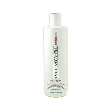 Paul Mitchell Super Sculpt (Quick-drying Styling Glaze)  500ml/16.9oz