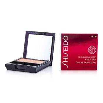 Shiseido Luminizing Satin Eye Color - # PK319 Peach  2g/0.07oz