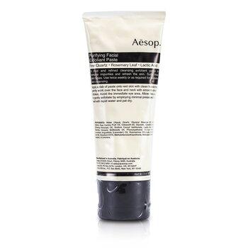 Aesop Purifying Facial Exfoliant Paste (Tube)  75ml/2.91oz