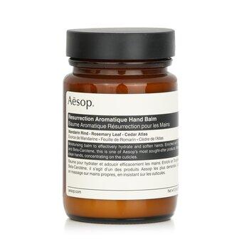 Aesop Resurrection Αρωματικό Γαλάκτωμα Χεριών  120ml/4oz
