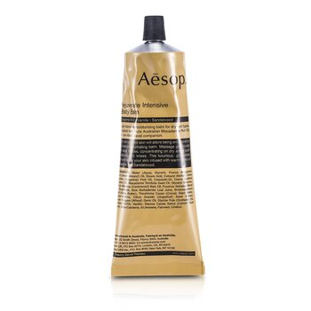Aesop Balsamo corporal Rejuvenate Intensive  ( Tubo )  120ml/4.08oz