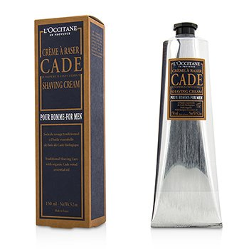 L'Occitane Cade For Men Crema Afeitado  150ml/5.2oz