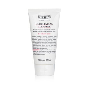 Kiehl's Ultra Pembersih Wajah  150ml/5oz