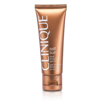 Clinique Self Sun Face Bronzing Gel Tint  50ml/1.7oz
