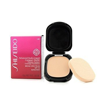 Shiseido Base Advanced Hydro Liquid Compact SPF10 Refill - I20 Natural Light Ivory  12g/0.42oz