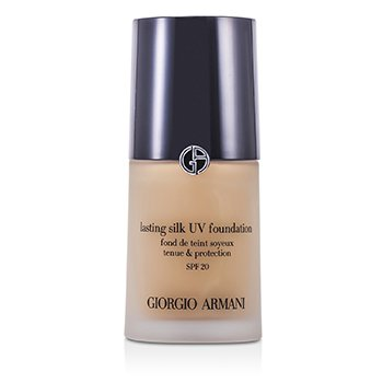 Giorgio Armani Base Lasting Silk UV SPF 20 - # 5.5 Natural Beige  30ml/1oz
