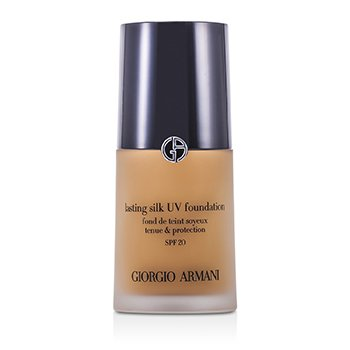 Giorgio Armani Lasting Silk UV Foundation SPF 20 - # 6.5 Tawny  30ml/1oz
