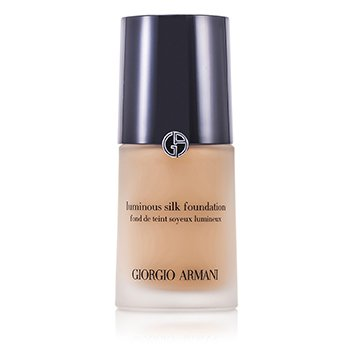 Giorgio Armani Base Luminous Silk Foundation - # 4.5 (Sand)  30ml/1oz