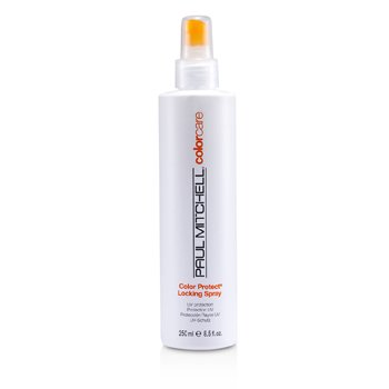 פול מיטשל Color Protect Locking Spray (UV Protection)  250ml/8.5oz