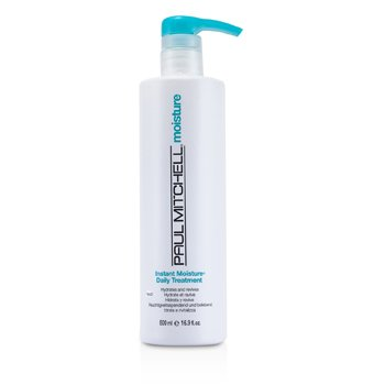 Paul Mitchell Moisture Instant Moisture Daily Treatment (Hydrates and Revives)  500ml/16.9oz