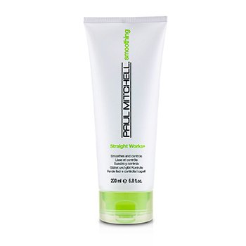 Paul Mitchell Straight Works (silub ja reguleerib)  200ml/6.8oz