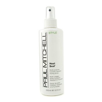 Paul Mitchell Heat Seal Thermal Protection and Style (For All Hair Types)  250ml/8.5oz