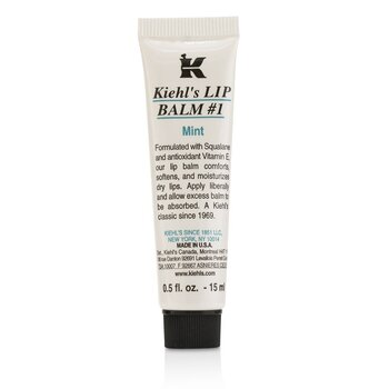 Kiehl's Bálsamo labial #1 - Mint  15ml/0.5oz