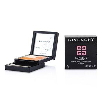 Givenchy Le Prisme Blush Powder Blush - # 23 Aficionado Peach  7g/0.24oz