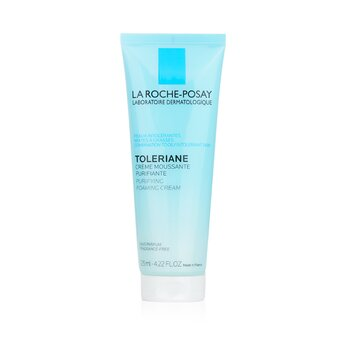 La Roche Posay Delikatny krem do mycia twarzy Toleriane Purifying Foaming Cream  125ml/4.22oz