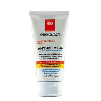 La Roche Posay Anthelios 60 Melt-In Sunscreen Milk (For Face & Body)  150ml/5oz