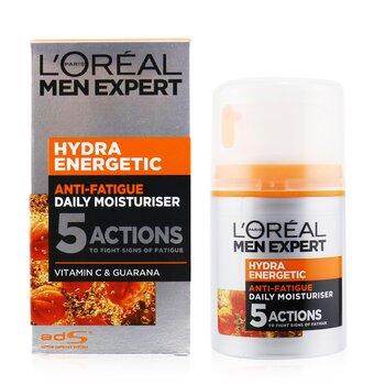 L'Oreal Men Expert Hydra Energetic Yorgunluk Karşıtı Nemlendirici Losyon  50ml/1.6oz