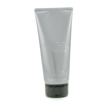 Shiseido Żel do mycia ciała i włosów Zen For Men Shower Gel For Hair & Body  200ml/6.7oz