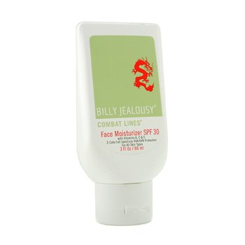 Billy Jealousy Bekjemp Linjer Ansiktskrem SPF 30  88ml/3.5oz