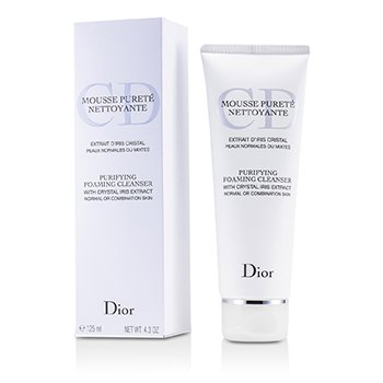 Christian Dior Purifying Foaming Cleanser ( Pele normal/ mista )  125ml/4.3oz