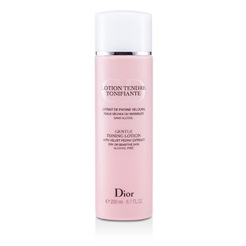 Christian Dior Gentle Toning loção  200ml/6.7oz
