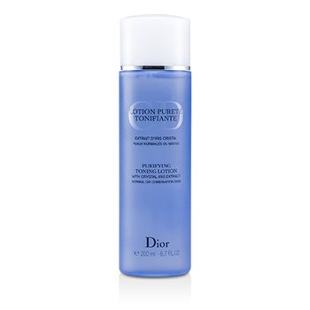 Christian Dior Loción Tonificante Purificante ( Piel Normal/Mixta )  200ml/6.7oz