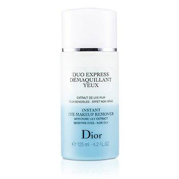 Christian Dior Removedor de maquiagem Instant Eye  125ml/4.2oz