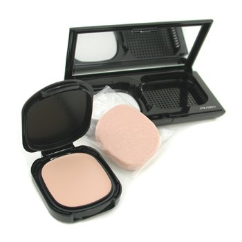 Shiseido Advanced Hydro Liquid Base Maquillaje Compacta SPF10 ( Estuche + Recambio ) - I00 Very Light Ivory  12g/0.42oz