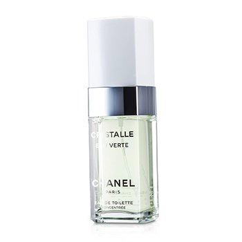 ชาแนล สเปรย์น้ำหอมเข้มข้น Cristalle Eau Verte EDT  50ml/1.7oz