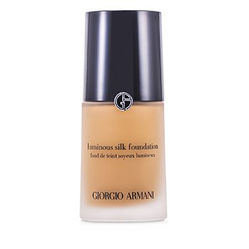 Giorgio Armani Luminous Silk Foundation - Alas Bedak - # 6 (Golden Beige)  30ml/1oz
