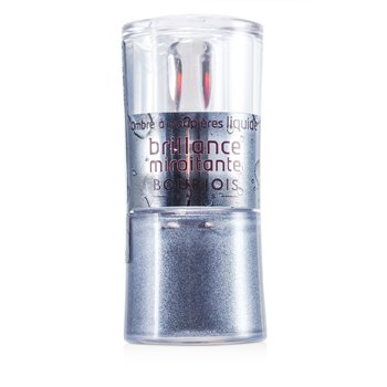 Bourjois Brillance Miroitante Shimmering Shine Liquid Eyeshadow - # 35 Gris Platine  8.5ml/0.29oz