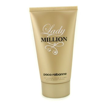 Paco Rabanne Lady Million Loción Corporal  150ml/5.1oz